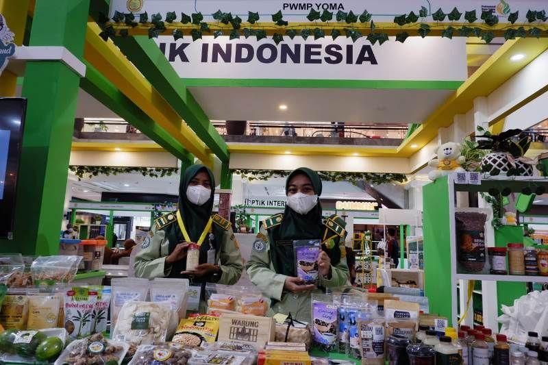 """53 produk PWMP Polbangtan Yoma diserbu peminat dalam """"The 2nd MIA Expo"""""""