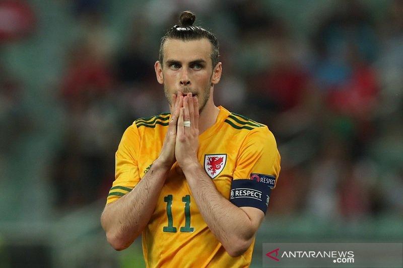 Gareth Bale bangga tetap berjuang walau gagal eksekusi penalti kontra Turki