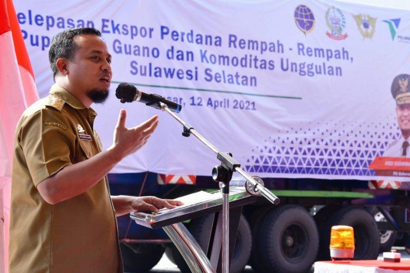 Pemprov Sulsel dorong ekspor produk pertanian untuk kesejahteraan petani