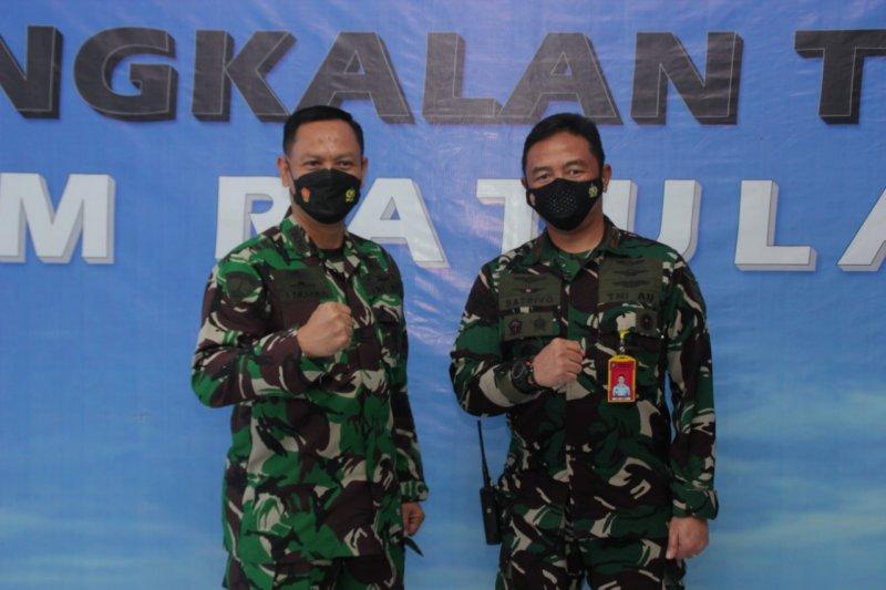 Tim Survei Pengembangan Organisasi  TNI kunjungi Lanud Sam Ratulangi Manado