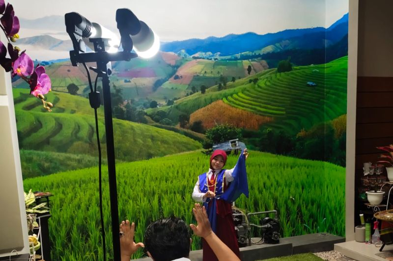 Dinas Perpustakaan: Pendongeng Makassar optimistis wakili Sulsel di tingkat nasional