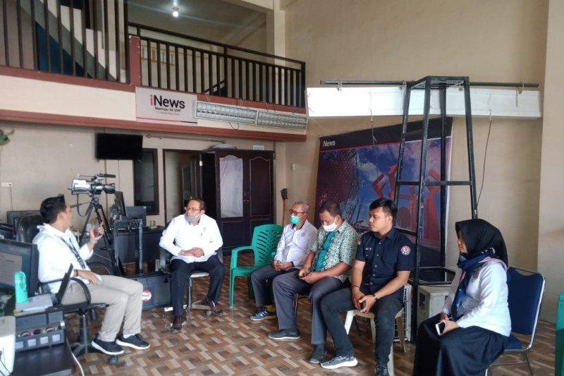 KPID Sulawesi Barat  monitoring siaran digital