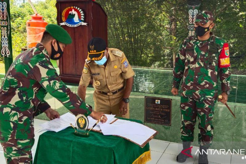 TMMD ke-111 di Papua resmi dibuka