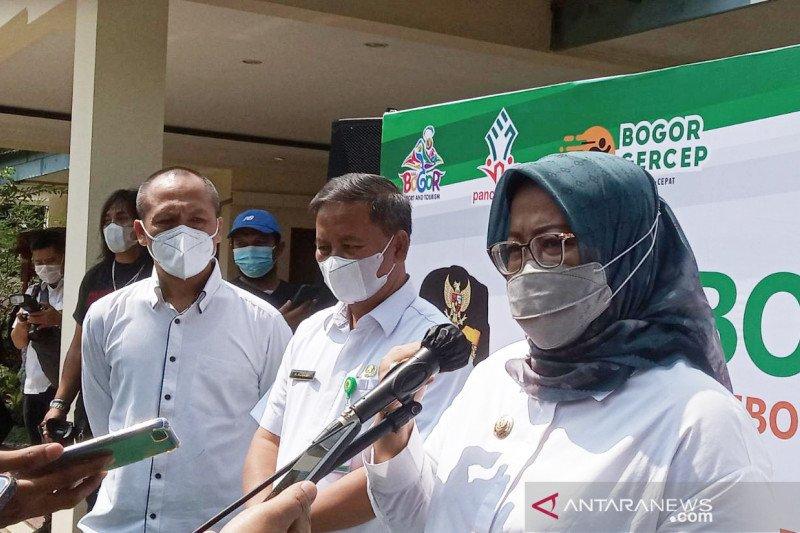Pemkab Bogor alokasikan Rp900 juta untuk asuransi usaha tani padi