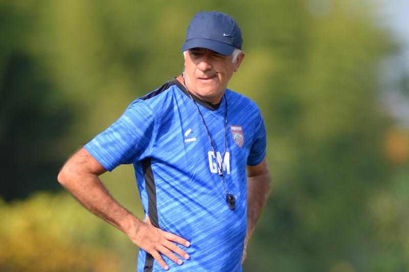 Pelatih Mario Gomez sebut skuad Borneo FC kian lengkap
