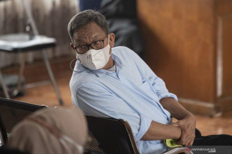 Terbukti terima suap, Hakim vonis delapan tahun penjara mantan Bupati Muara Enim