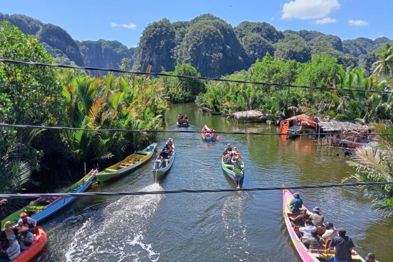 50 Desa Wisata Sulsel segera didaftarkan masuk ADWI 2021