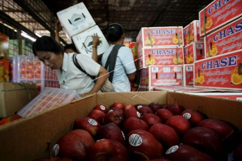 Impor barang konsumsi di Sumsel melonjak 156 persen