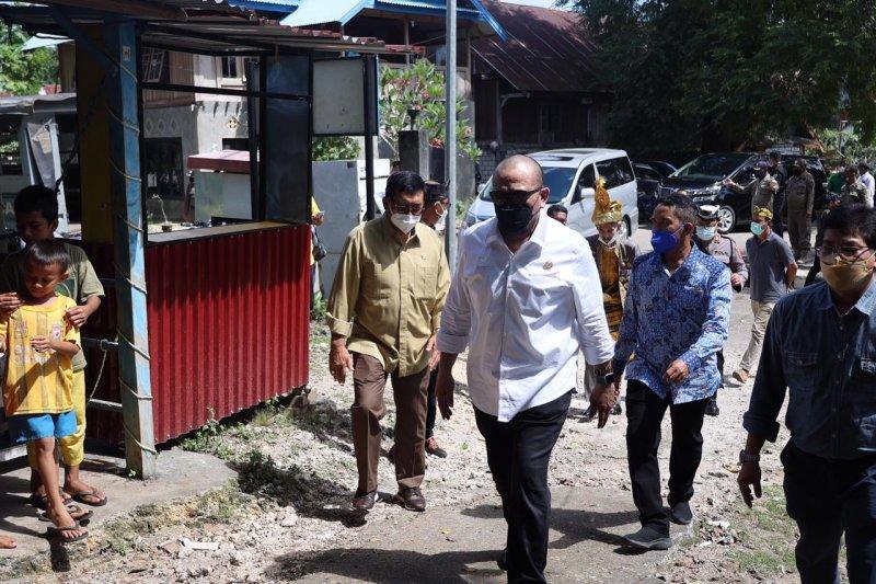 Kunker di Sultra, Ketua DPD RI ziarah ke Makam Sultan Buton I
