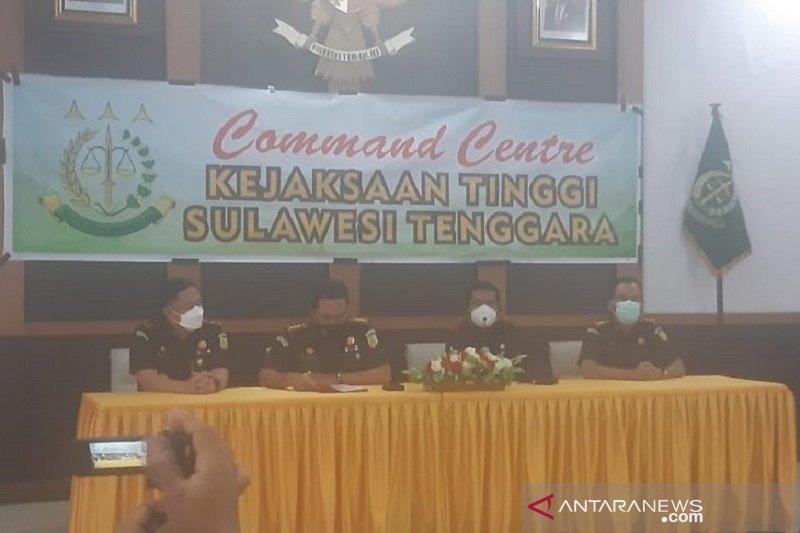 Kejati Sulawesi Tenggara tetapkan empat tersangka korupsi PT Toshida