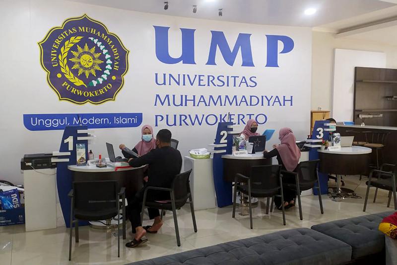UMP masih buka pendaftaran jalur nilai UTBK, ini pilihan prodinya