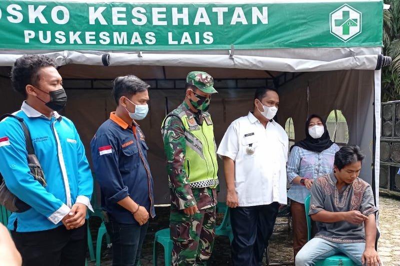 Program vaksinasi COVID-19 mulai menyasar warga desa di Sumsel