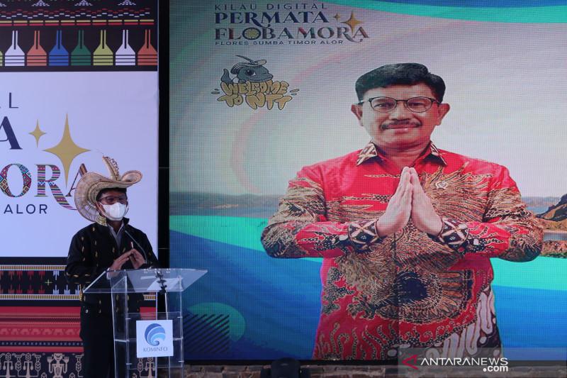 Teknologi digital dorong kemajuan industri wisata dan UMKM