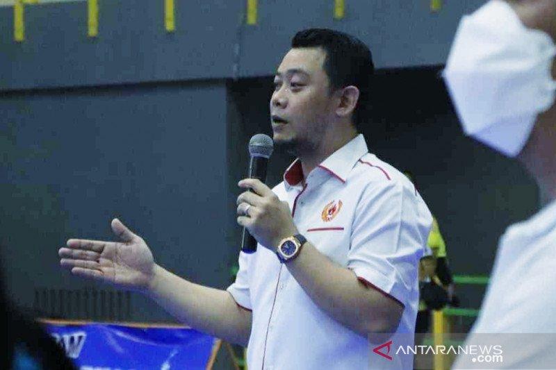 KONI Bekasi targetkan 200 medali emas di Porprov 2022