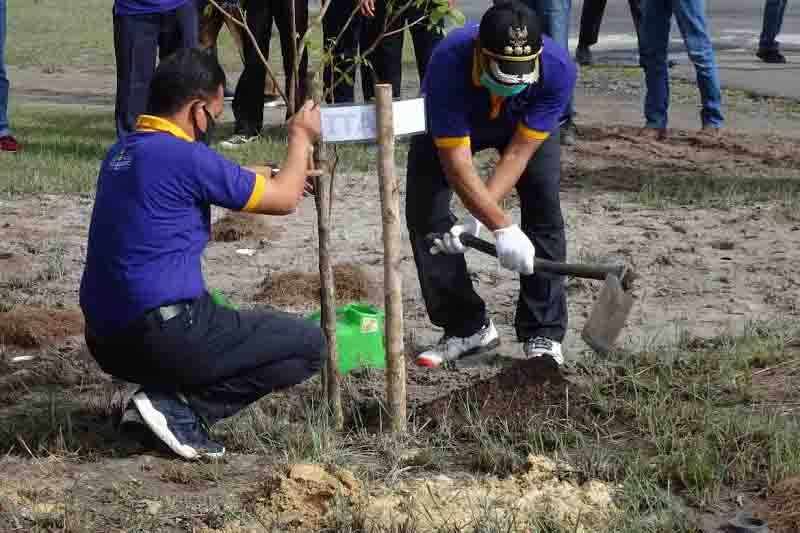 Berdayakan masyarakat kelola lahan demi ciptakan lingkungan sehat
