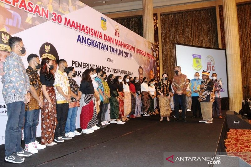 Pemprov Papua kirim 30 mahasiswa OAP studi ke AS