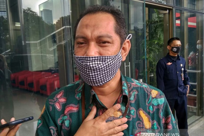 Nurul Ghufron bantah dirinya tidak tahu penggagas ide TWK