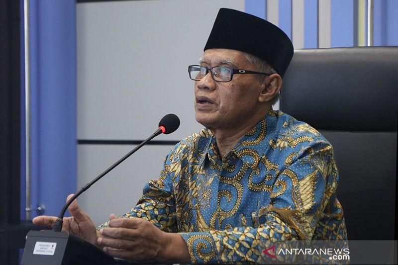 Muhammadiyah minta elite hentikan kegaduhan dan fokus atasi pandemi COVID-19