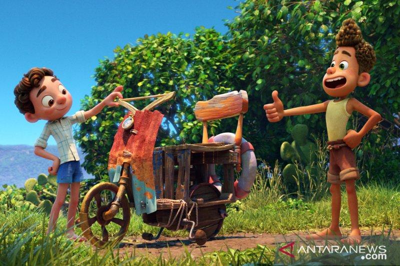 """Film """"Luca"""", kisah persahabatan sehangat musim panas"""