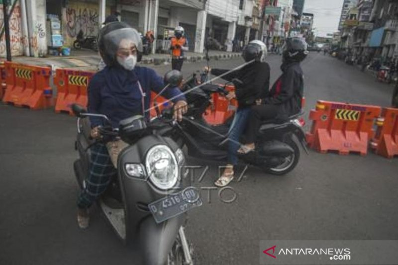 Penutupan Ruas Jalan Di Kota Bandung
