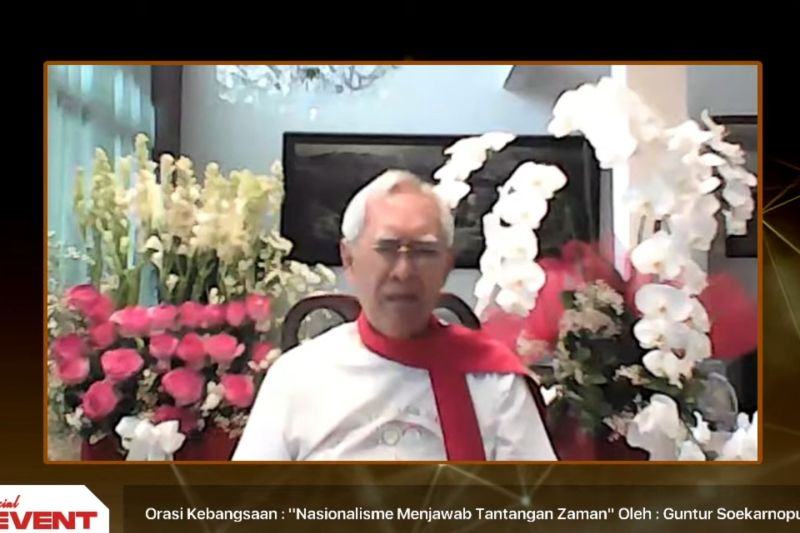 "Guntur Soekarnoputra sarankan Presiden Joko Widodo terapkan ""ambeg parama arta"""