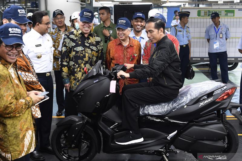 AISI: Pasar sepeda motor domestik diproyeksikan tembus 4,6 juta unit