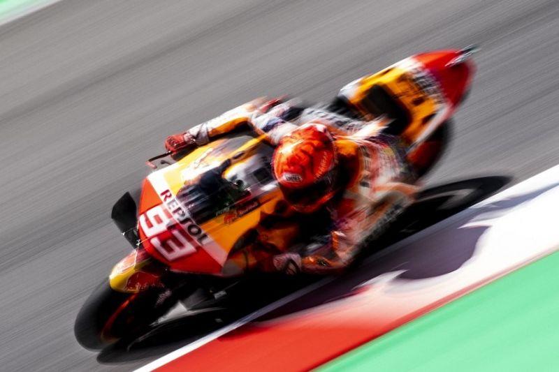 """Tercepat di FP1 GP Jerman, Marc Marquez tunjukkan tanda-tanda """"comeback""""?"""