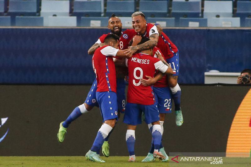Menang 1-0 atas Bolivia, Chile puncaki klasemen Grup A