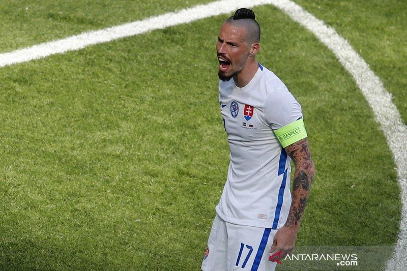 Slovakia bayar mahal karena pasif di babak kedua lawan Swedia