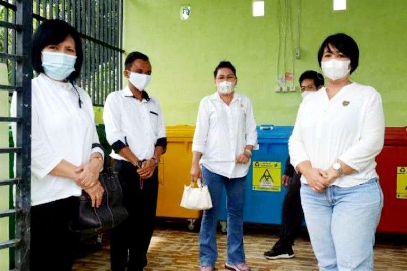 DPRD Gumas monitoring pembangunan TPS limbah medis padat