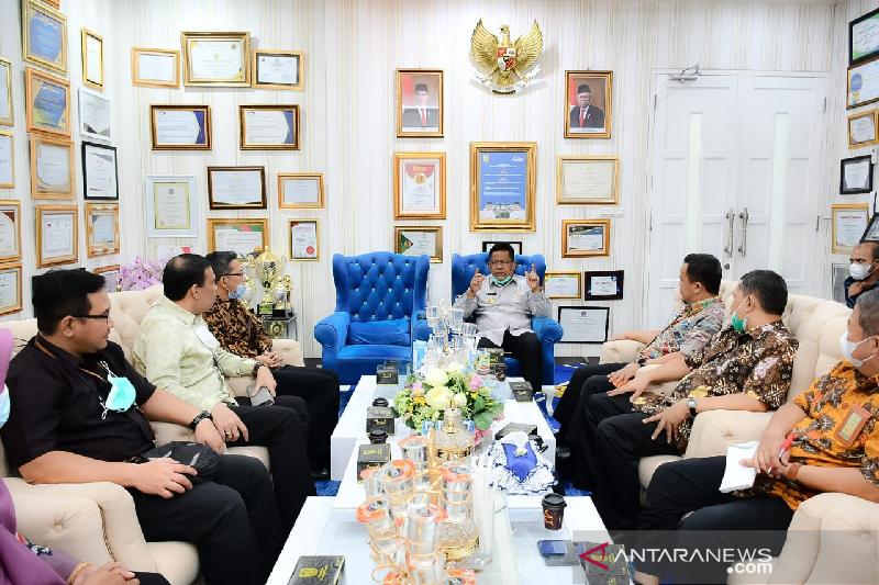 Banda Aceh Pos Indonesia Jajaki Kerja Sama Digitalisasi Promosi Umkm Antara News