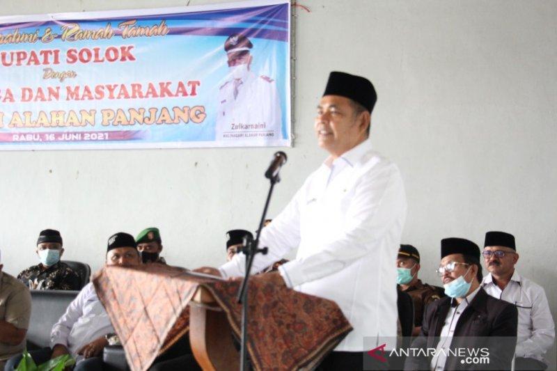Tolak pasien, Bupati Solok mutasi pimpinan Puskesmas Tanjung Bingkung ke pelosok