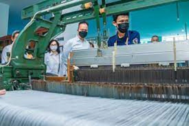 Permintaan tenaga kerja ahli di sektor tekstil tinggi