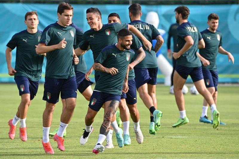Preview laga Italia vs Wales