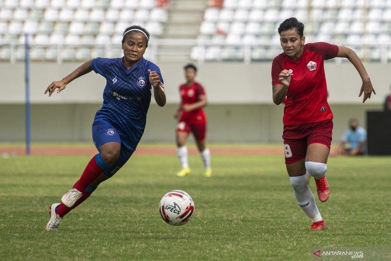 Arema FC Putri Juara
