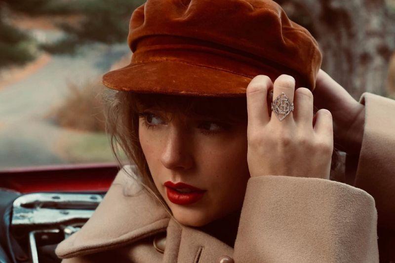 Taylor Swift umumkan tanggal peluncuran rekaman ulang album 'Red'