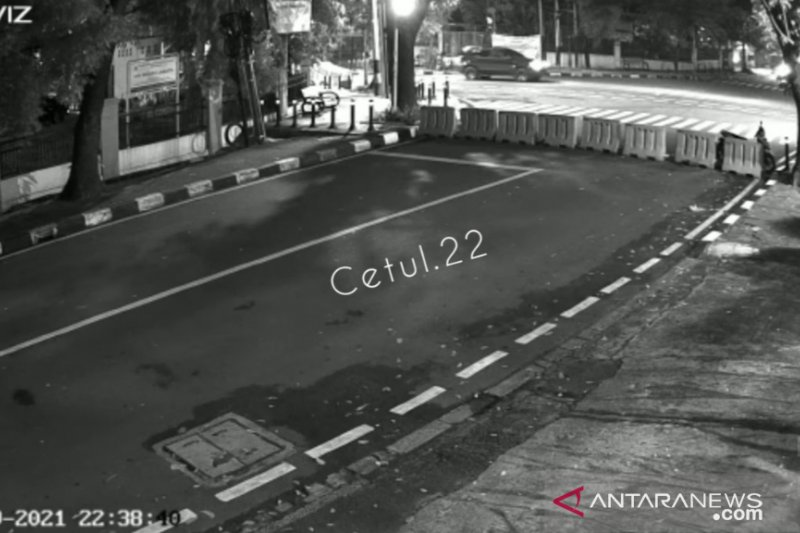 Polrestro Jaksel selidiki penembakan misterius dekat Kompleks Pati Polri