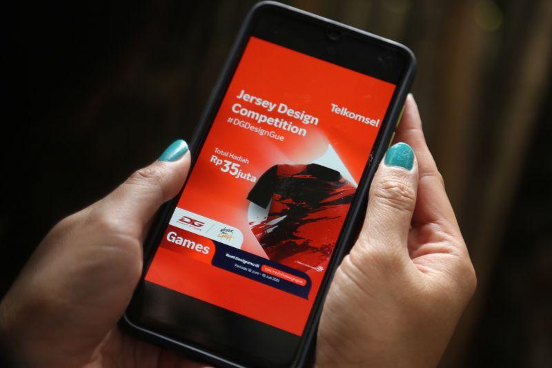 Telkomsel melalui Dunia Games dukung Gernas Bangga Buatan Indonesia
