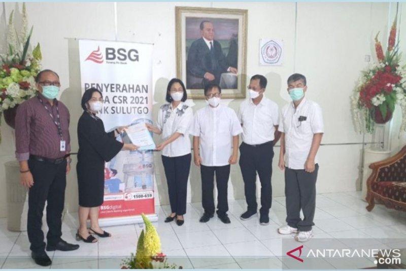 Pemprov Sulut-BSG serahkan CSR pembangunan rumah ibadah Unsrat Rp2,5 M