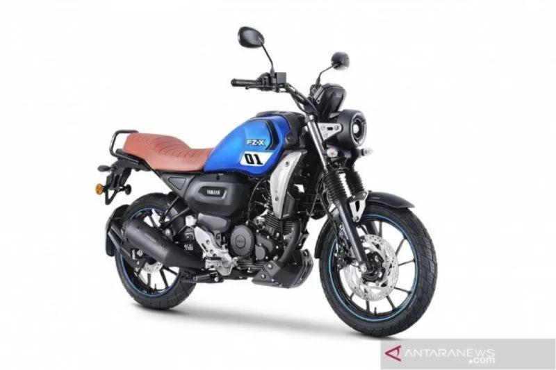 Modern dan klasik di Yamaha FZ-X