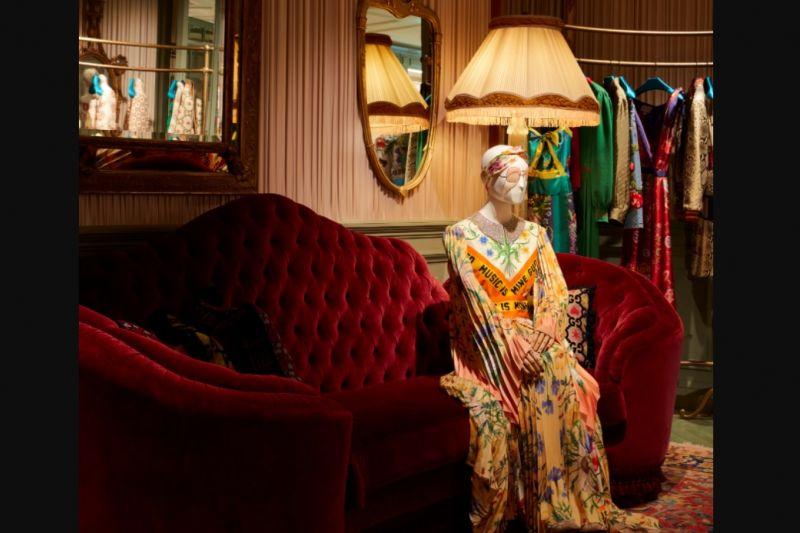 Gucci siapkan koleksi untuk perayaan ulang tahun ke-100