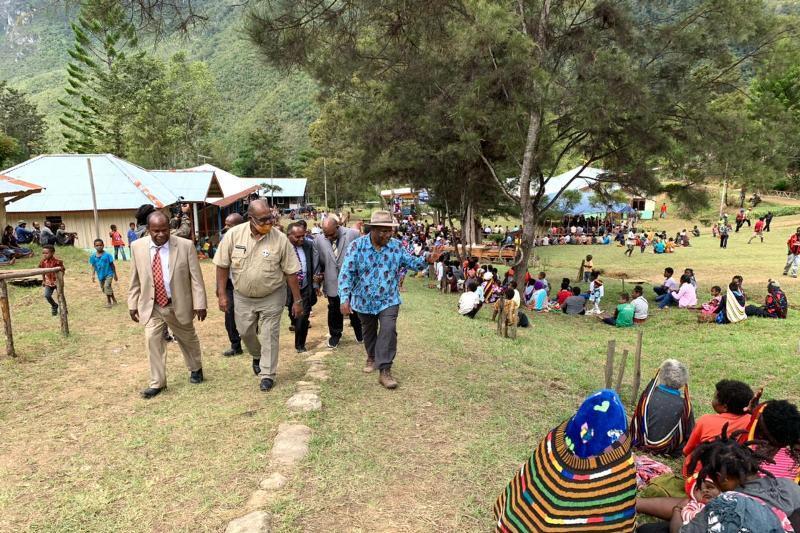 Pemkab Jayawijaya minta gereja bantu membentuk generasi sehat