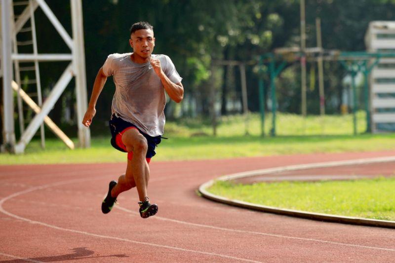 Atlet Olimpiade Tokyo:  Sang sprinter Lalu Muhammad Zohri
