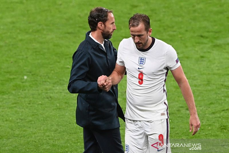 Gareth Southgate pastikan Harry Kane tetap main lawan Ceko