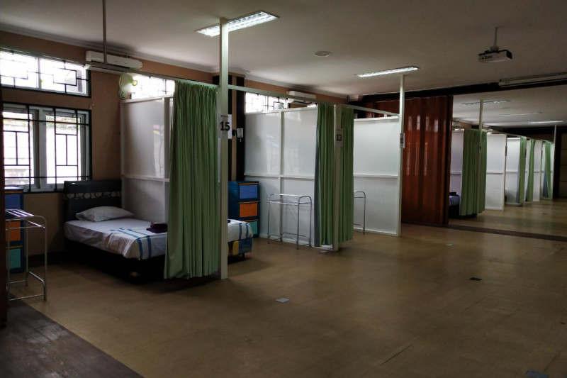 Kota semarang tembus 2.000 orang pasien positif COVID-19