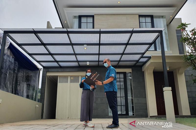 """Citra Sun Garden tawarkan rumah """"sultan"""" berarsitektur modern tropis di Semarang"""