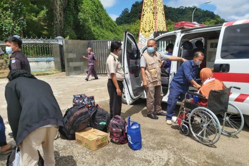 KJRI bantu pulangkan WNI alami stroke dan kondisi khusus di Kuching