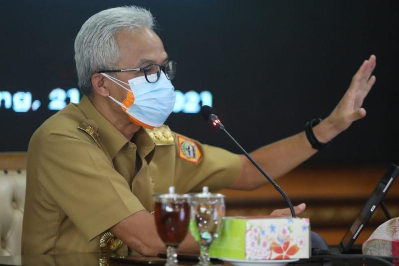 Pemprov pastikan persediaan oksigen di Jateng aman