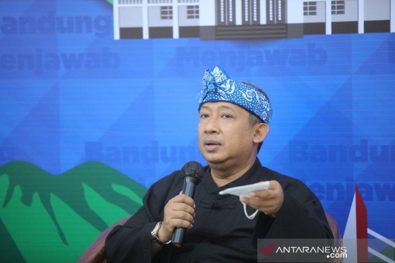 Pasien COVID-19 di Kota Bandung terus naik seiring penambahan