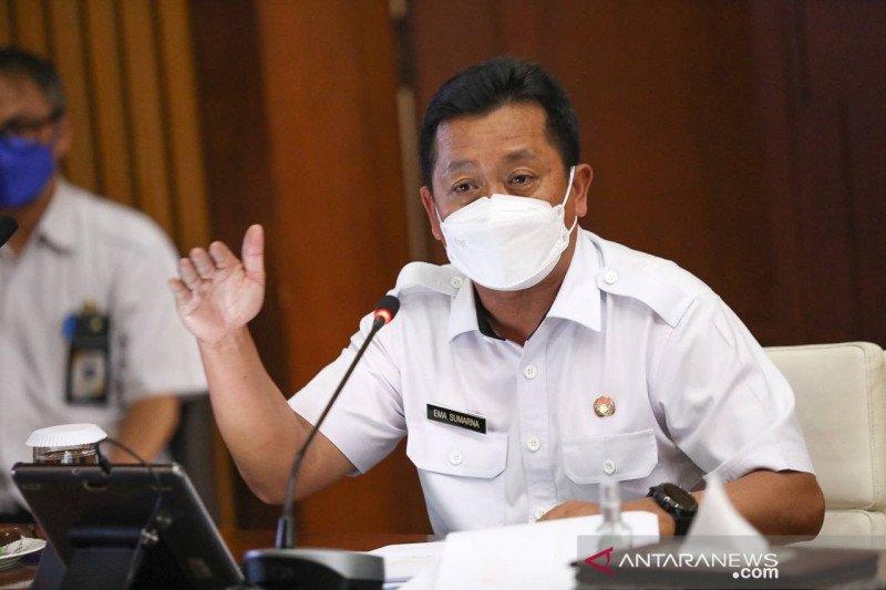 Sekda Kota Bandung: Masih ada restoran langgar pembatasan operasional